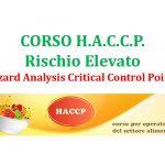 Formazione HACCP Rischio Elevato (8 ore)