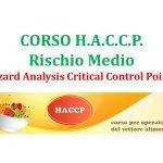Formazione HACCP Rischio Medio (6 ore)